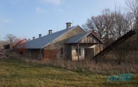 Zemědělské stavby v obci Lučice u Chudenic, Klatovy