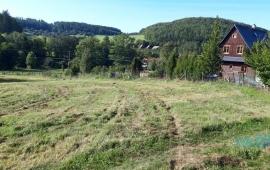 Slunný pozemek v obci Luká, k.ú. Javoříčko