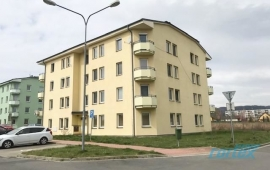 Novostavba 3+kk s balkonem, Prievidzská, Šumperk