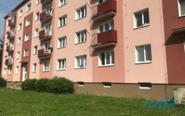 Světlý panelový byt 1+1, Blanická, Šumperk