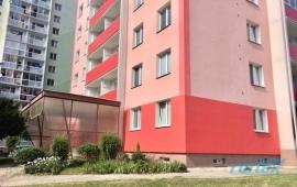 Světlý panelový byt 3+1 s lodžií, Fibichova, Šumperk