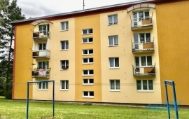 Moderní byt 3+1 s balkonem, Lidická, Šumperk