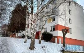 Pronájem bytu 3+1 s lodžií, Šumavská, Šumperk