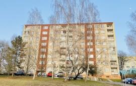 Světlý byt 2+1, Bratrušovská, Šumperk