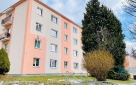 Světlý byt 3+1 s balkonem, Lidická, Šumperk