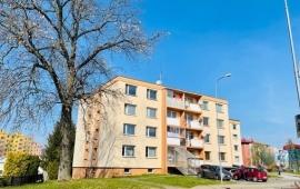 Světlý byt 3+1 s lodžií, J z Poděbrad, Šumperk