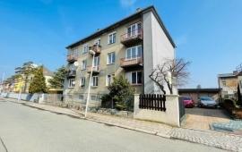 Cihlový byt 2+1 s balkonem, Palackého, Šumperk