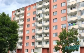 Moderní bydlení 2+1 s lodžií, Šumavská, Šumperk