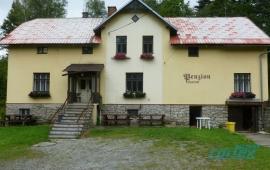 Zavedený penzion v Pekařově u Jindřichova