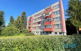 Světlý byt 3+1 s lodžií, Reissova, Šumperk