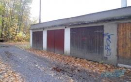 Pronájem garáže na Bělidlech v Šumperku
