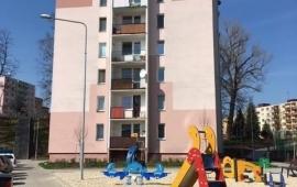 Panelový byt 1+kk s lodžií v centru