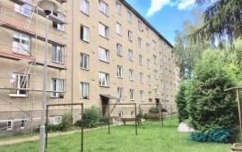 Pronájem bytu 2+1 s balkonem, Jesenická, Šumperk