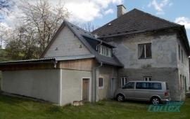 Nemovitost vhodná k trvalému bydlení i k podnikání, Bratrušov