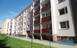 Světlý byt 2+1 se zasklenou lodžií, J. z Poděbrad, Šumperk