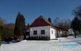 Chalupa k rekreaci i k trvalému bydlení v obci Rudoltice u Sobotína