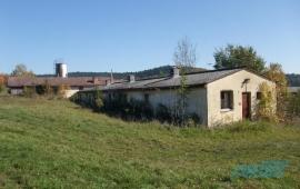 Objekty k výrobě či skladování Vícenice u Klatov