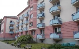 Prostorný byt 1+kk s balkonem, nám. J. Zajíce, Šumperk