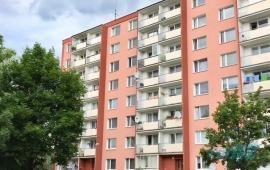 Světlý byt 2+1 s lodžií a šatnou, Šumavská, Šumperk