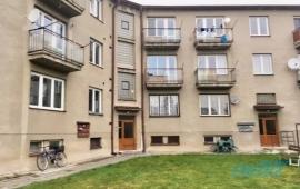 Cihlový byt 2+1 s balkonem, Nerudova, Šumperk