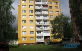 Prosluněný byt 1+kk s lodžií, Bludovská, Šumperk