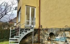 Pronájem bytu 4+1 se zahradou, P. Holého, Šumperk